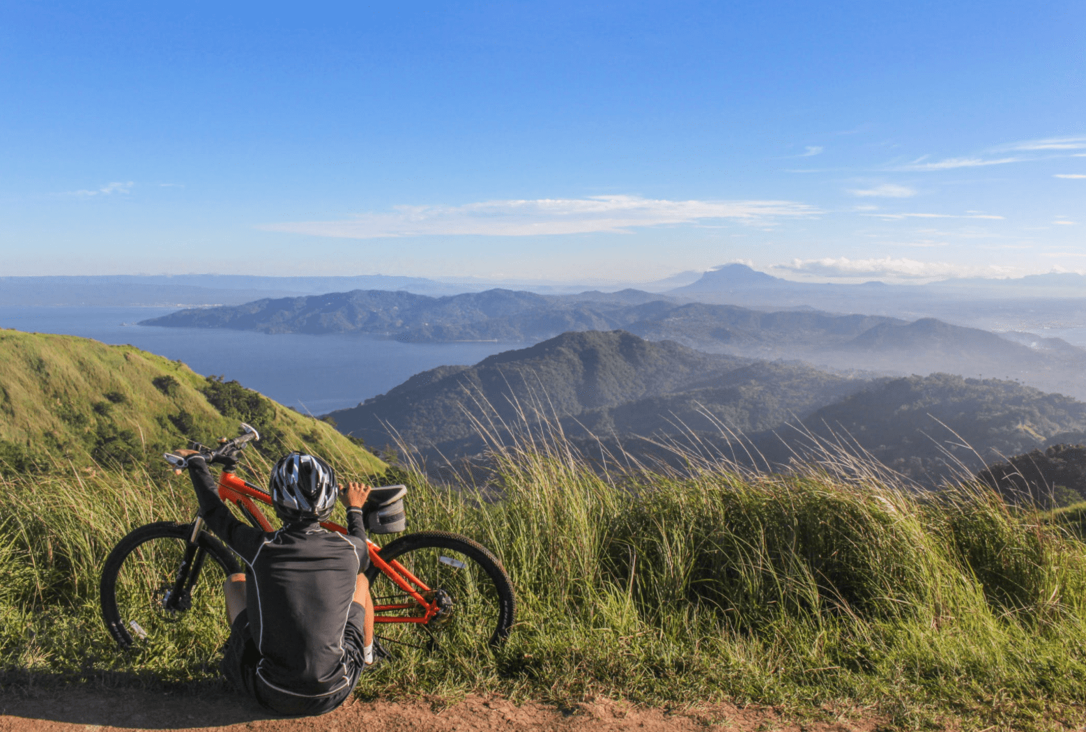 Bike-packing cycling near you
