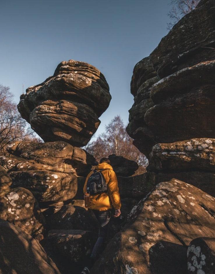 Climbing Adventure Holidays in UK