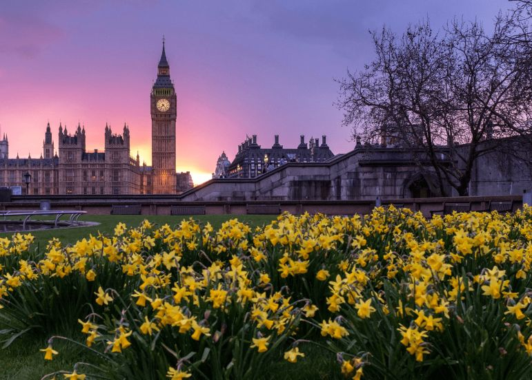 London self-guided long distance walks