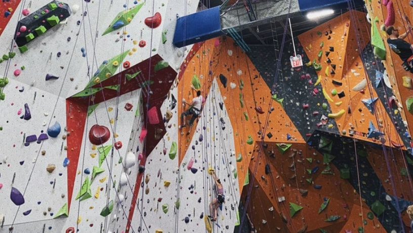 Indoor Climbing in Sheffield Near Me